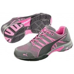 Puma Safety 64.291.0 Damen Sicherheitsschuhe Celerity Knit Pink Wns Low