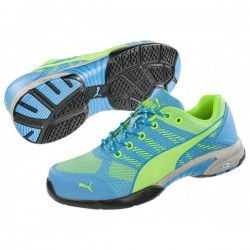 Puma Safety 64.290.0 Damen Sicherheitsschuhe Celerity Knit blue Wns Low